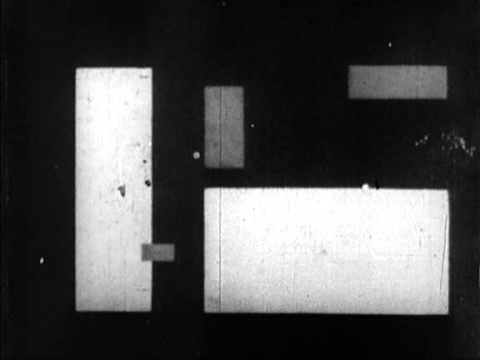 Hans Richter: Rhythmus 21 (1921)