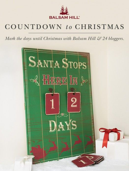Balsam Hill's Countdown to Christmas: Week 2 Round-up