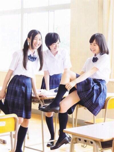 Trio of Asianiliciousness.