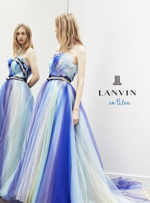 LANVIN en Blue