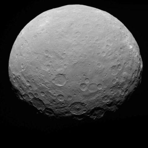 PLANETA ANÃO - Sonda da Nasa (agência espacial norte-americana) captura imagem em alta definição do planeta anão Ceres
