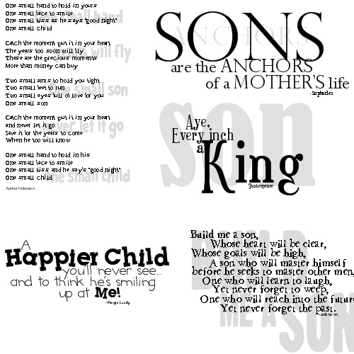 sons: Art Sons, Sons Family Quotes, Raising Boys, Mother Son Quotes, Motherhood Quotes, Proverbs Son Quotes, Boys Boys, Love My Boys, Art Dl Tc W Son