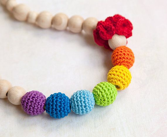 Nursing Necklace - Teething Necklace