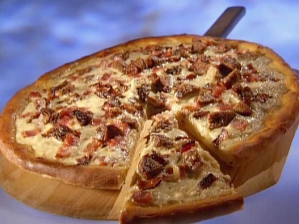 Get Le Hog Pizza Recipe from Food Network