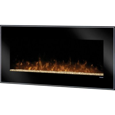 Dimplex Dusk Wall-mount Electric Fireplace Canada online at SHOP.CA - DWF1215B