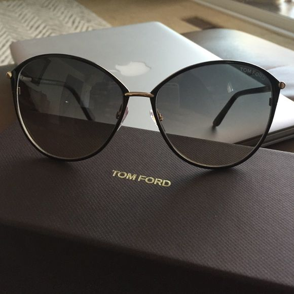 0464c4ce69 Tom Ford Penelope black sunglasses Brand new! In nordy and solstice for  445. With box and everything Tom Ford Accessories Sunglasses | My Posh  Picks ...