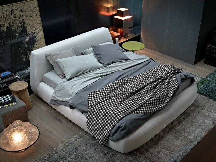 BIG BED By Poliform Spa | Design Paola Navone