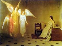 angel visitation