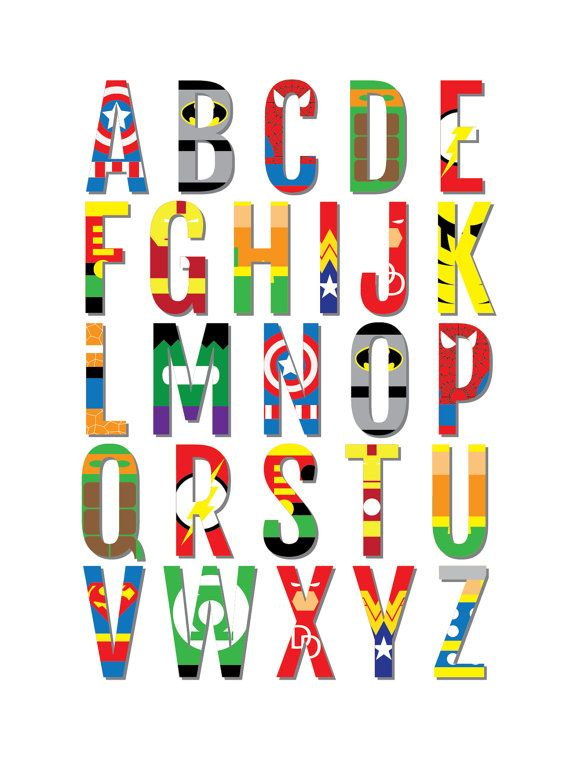 This Superhero Nursery Print makes the perfect addition to your little one's nursery or play room. This print features all your favorite and classic superheros in a colorful, minimal, and inspired color palette. The Superhero Nursery Print makes a great gift for new parents.