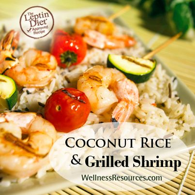 This grilled shrimp recipe makes the perfect summertime meal!