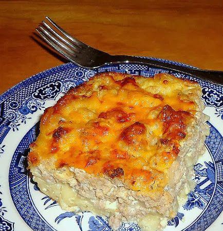 Frugal Foodie Friday - Finnish Macaroni Casserole