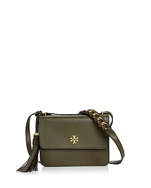 d44ed955eaf TORY BURCH BROOKE LEATHER CROSSBODY.  toryburch  bags  shoulder bags   leather  crossbody