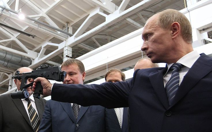 ISIS Beheads 5 Russians, so Putin Serves Up Justice Like Obama NEVER Would