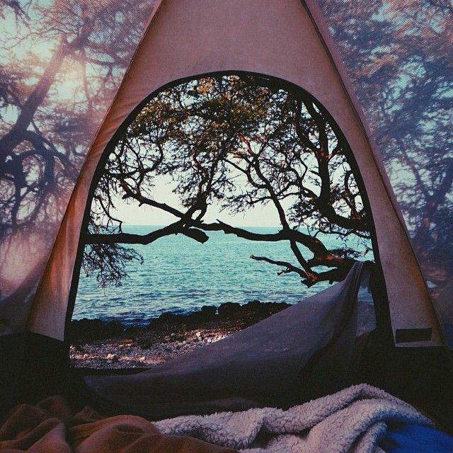 Great tent. #thewellbeingchalet #adventure