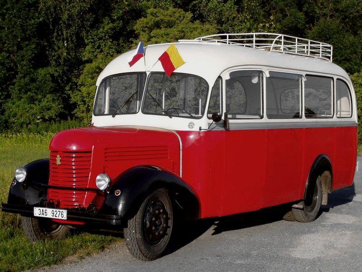Praga RND '1934–55