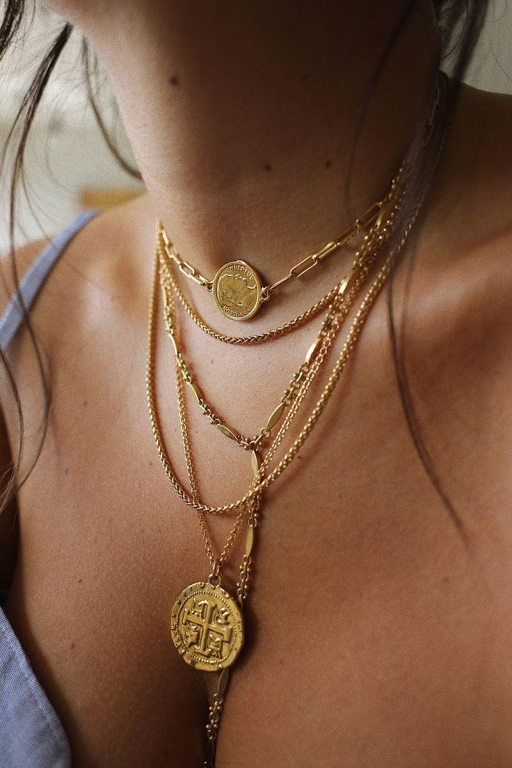 Halsketten – Kei-Schmuck – Maria Camila Salazar , … – #accessoire #Camila #Hal…