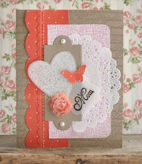 Sweetest Designs: Calypso Coral for Mom