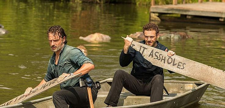 The Walking Dead: unidade de narrativa. Confira a crítica da temporada até agora. #Zumbificado