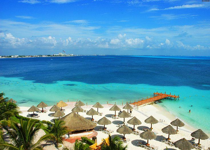 Cancun area.