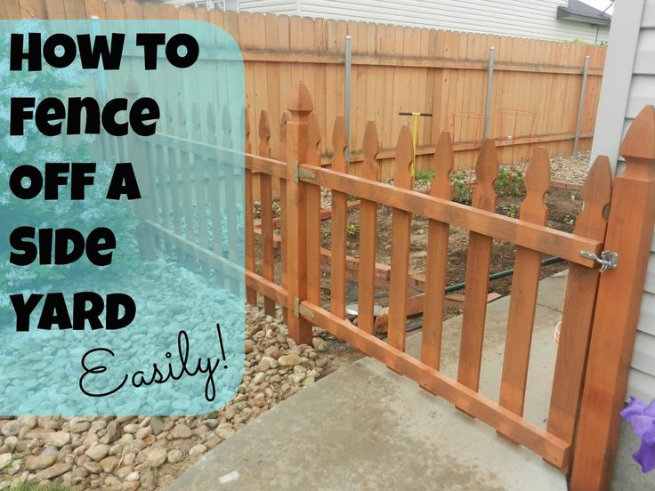 388 Best Fence Ideas Images On Pinterest | Diy Stair Railing, Fence And  Outdoor Projects