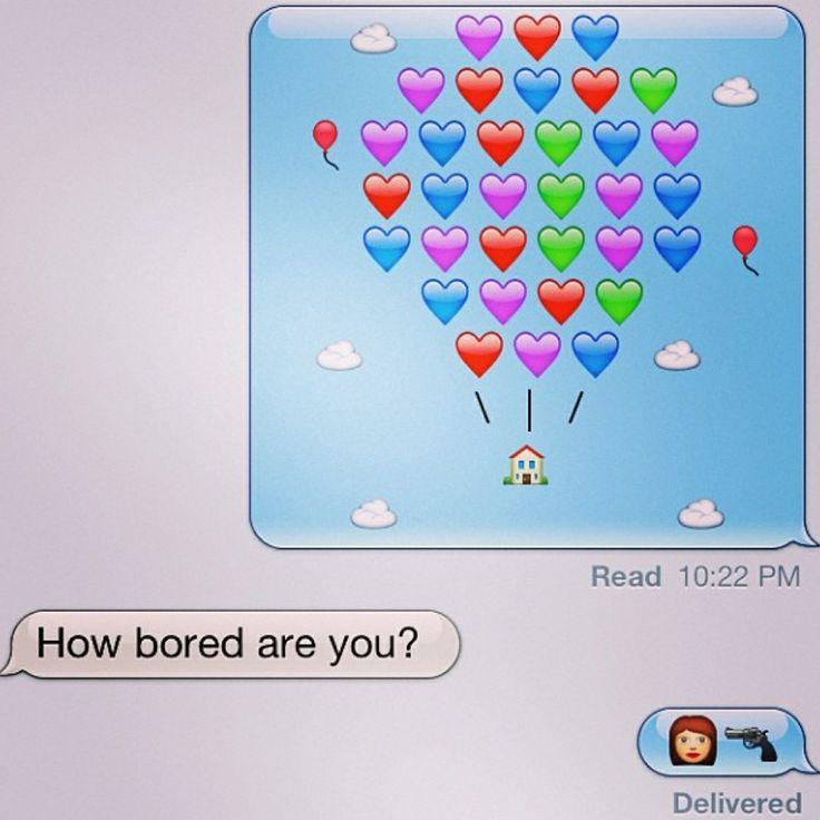 Best 25+ Emoji texts ideas on Pinterest | Funny emoji texts, Emoji ...
