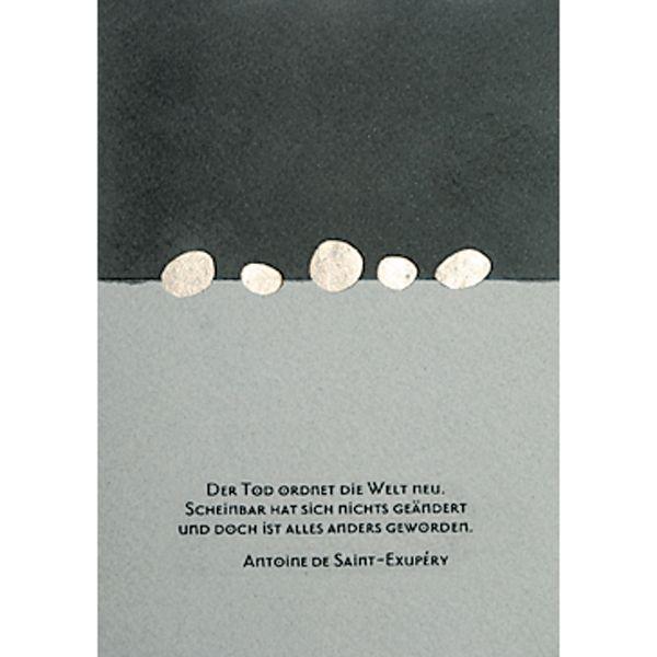 Trauerkarte                                                                                                                                                      Mehr