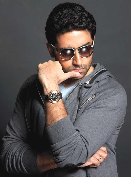 Abhishek Bachchan (en devánagari:अभिषेक बच्चन, nacido el 5 de febrero de 1976 en Bombay, Maharashtra, India) es un actor y cantante de play...