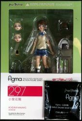 マックスファクトリー figma/ラブライブ! 297 小泉花陽 特典付き/Koizumi Hanayo with Bonus Face Parts