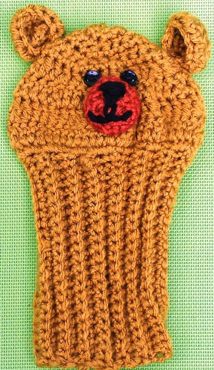 228 best golf club covers images on pinterest crochet stitches golf club cover brown bear by crochetedheadwear on etsy bankloansurffo Gallery