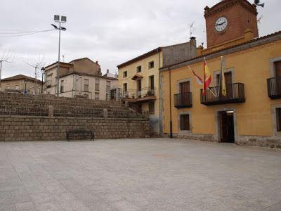Pueblos Made in Spain: Ayer se se produjo un conato de incendio en Burgohondo y otro en El Tiemblo