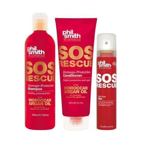 Protetor Térmico SOS Rescue Hot Iron Mist na Sephora