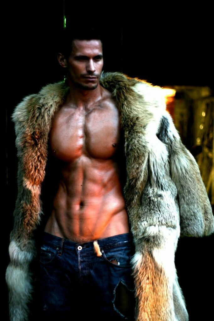 Man In Fur Coat Men S Fur Coats Jackets