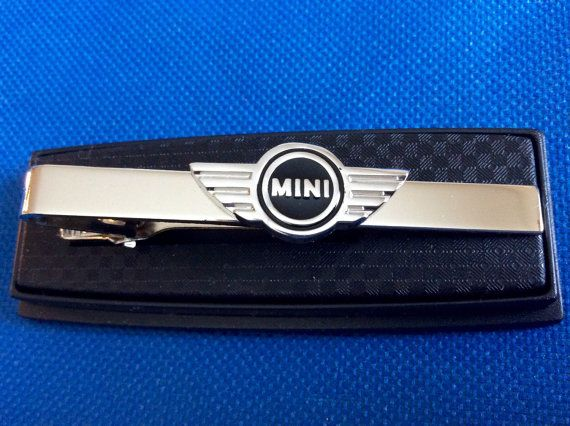 Mini Cooper Tie Clip