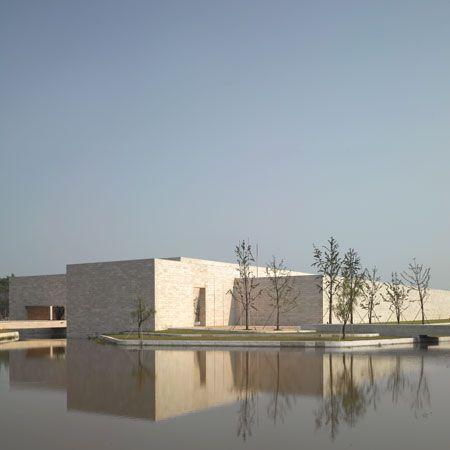 Liangzhu Culture Museum - David Chipperfield