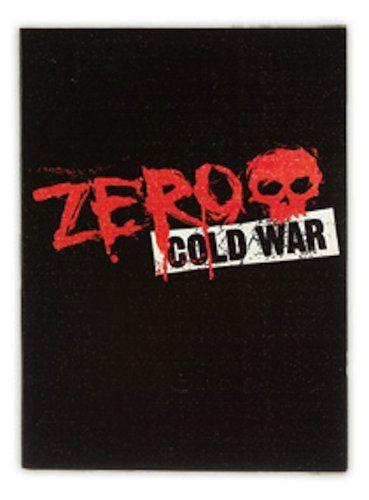 ZERO - Cold War Skateboard DVD (NEW & SEALED) Zero Skateb...