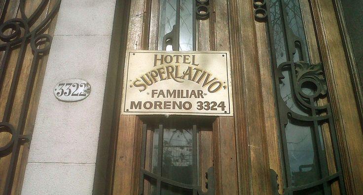 Superlativo Barrio de #Almagro