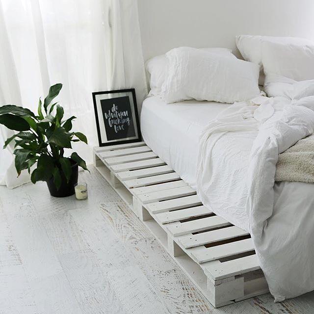 Wir haben uns mit unserem fav @elle_fit zusammengetan, um das ultimative Pinterest-Schlafzimmer-Set-up zu schaffen! C …