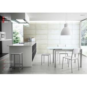 Las 25 mejores ideas sobre mesas de cocina extensibles en for Mesa 80x80 extensible