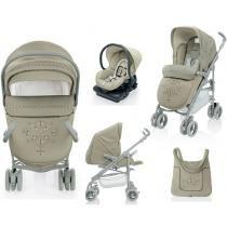 Otroški vozički po najboljših cenak. Voziček Cam odlične kvalitete v popolnem kompletu že za samo 534 €. Zagotavljamo vam, da boste navdušeni.