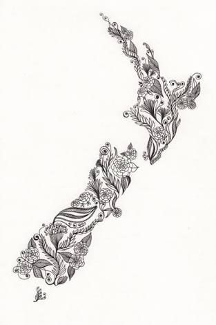 Image result for new zealand tattoos