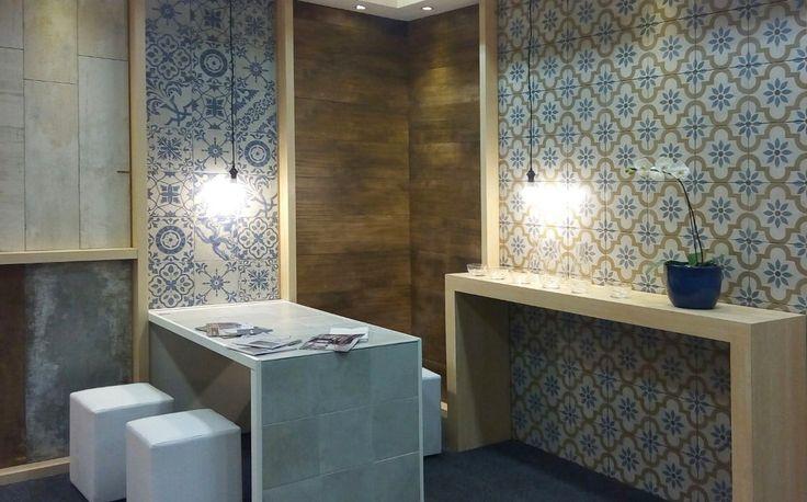 Expo revestir 2015 santa f brica de ladrilhos for Fabrica de azulejos