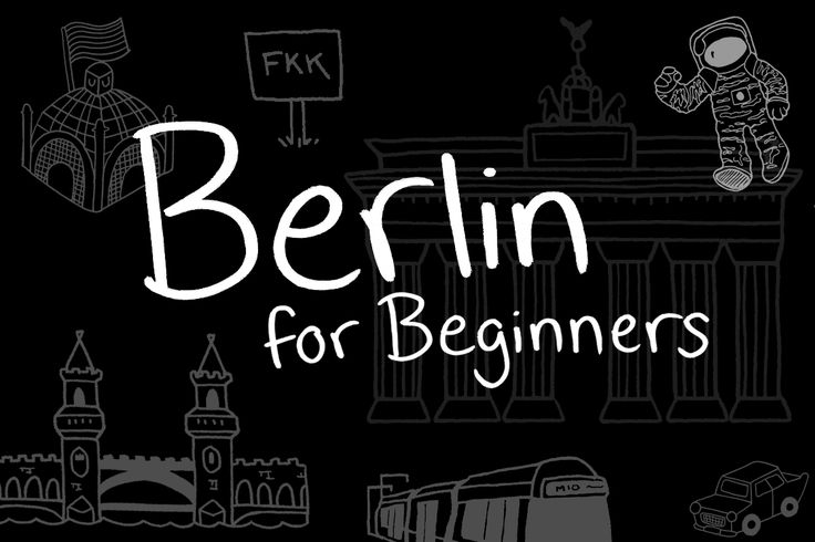 A Beginner's Guide to Berlin – The Ultimate Berlin Bucket List of Things to Do  http://travelsofadam.com/2017/08/things-to-do-berlin/
