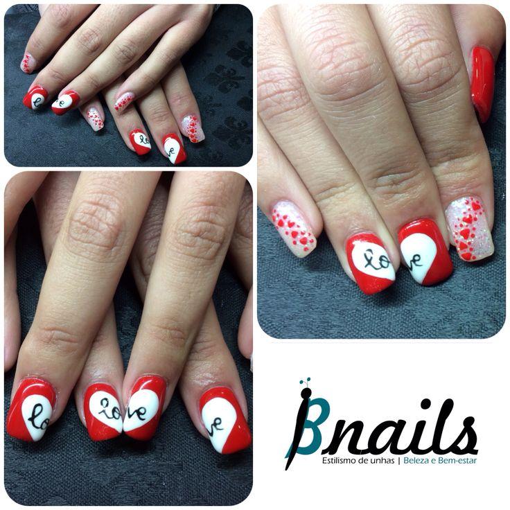 #nails #love #bnails #estilismodeunhas #nailart