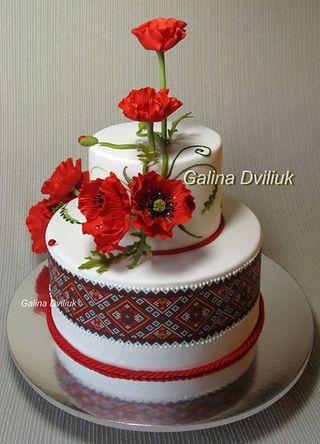 торти від пані Галини - Ювілейні торти