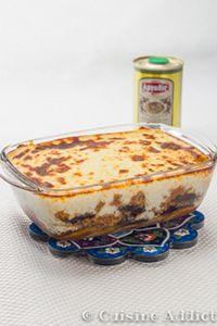 La vraie Moussaka Grecque! - Cuisine Addict (je ne sais pas si c'est la VRAIE, mais faut tout essayer !!)