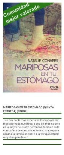 #YoLeoMariposasEnTuEstómago  #MariposasEnTuEstómago  #NewAdult  #Clickediciones