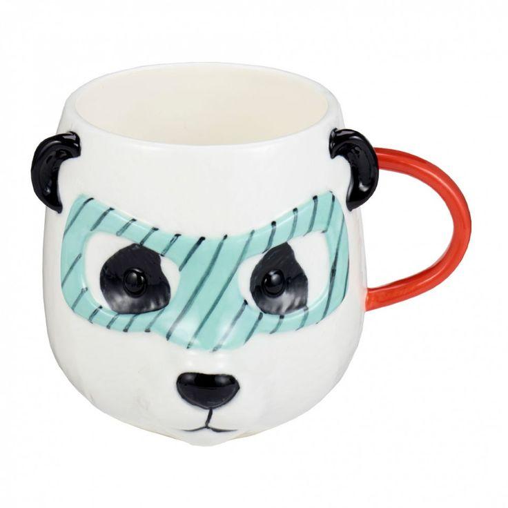 Headgangers panda mug