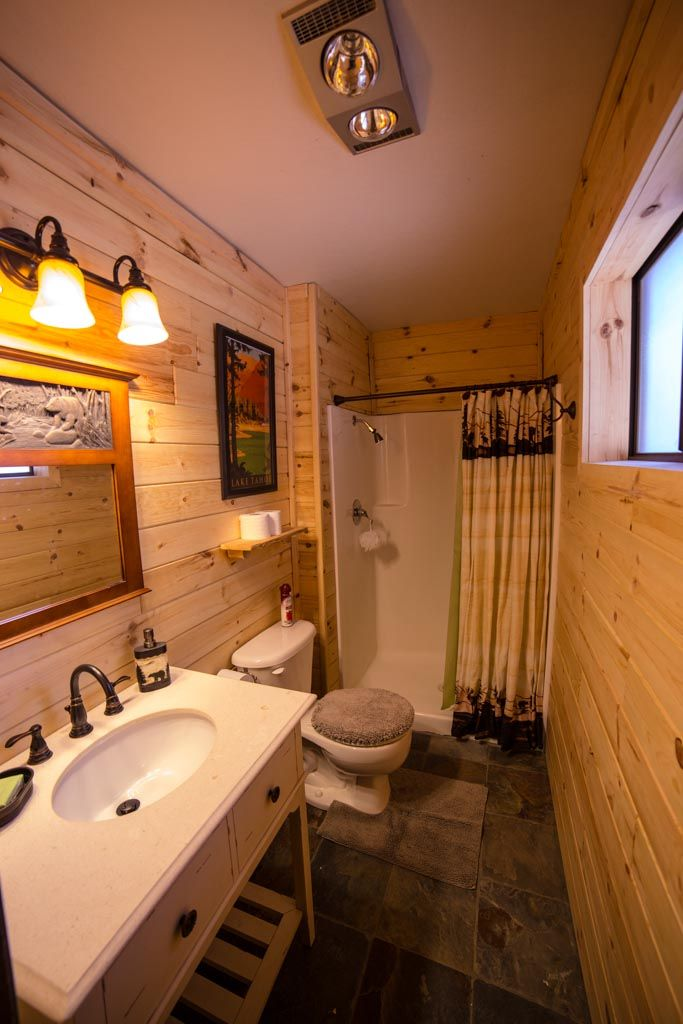 This Is The Washroom Off The Master Bedroom We Used 12x12
