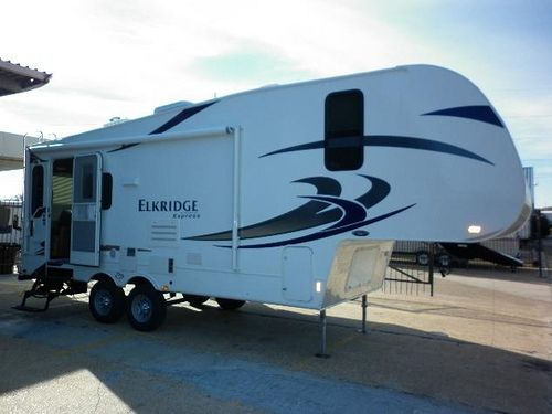 Stock Number: 2390 Type: New Year: 2011 Class: FIFTH WHEEL Manufacturer: HEARTLAND Brand: ELKRIDGE Model: E24   Check out RV Tire Pressure Monitors