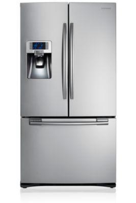 Le Nouveau Réfrigérateur Multi Portes de Samsung RFG23UERS, <br/>Un espace de rangement Extra Larges dans des Dimensions Intermédiaires.<br/>